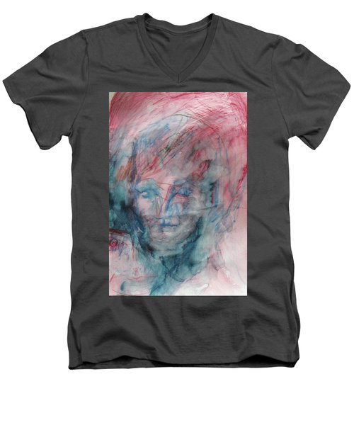 Devastation Men's V-Neck T-Shirt