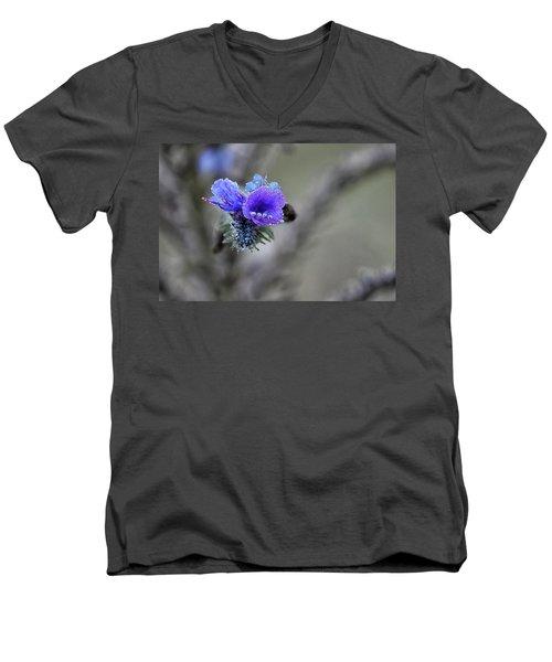 Dew Drops Men's V-Neck T-Shirt