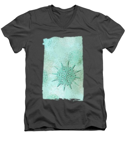 Diamond Dust Men's V-Neck T-Shirt