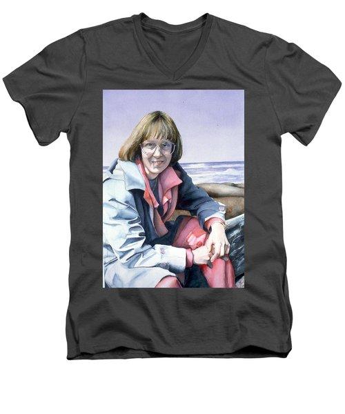 Diane Men's V-Neck T-Shirt