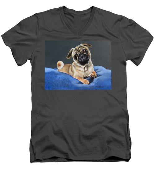 Did You Say Treats Men's V-Neck T-Shirt