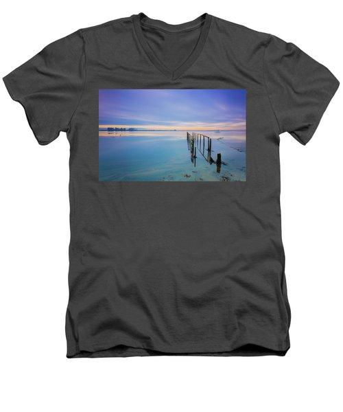 Diesel Power Men's V-Neck T-Shirt