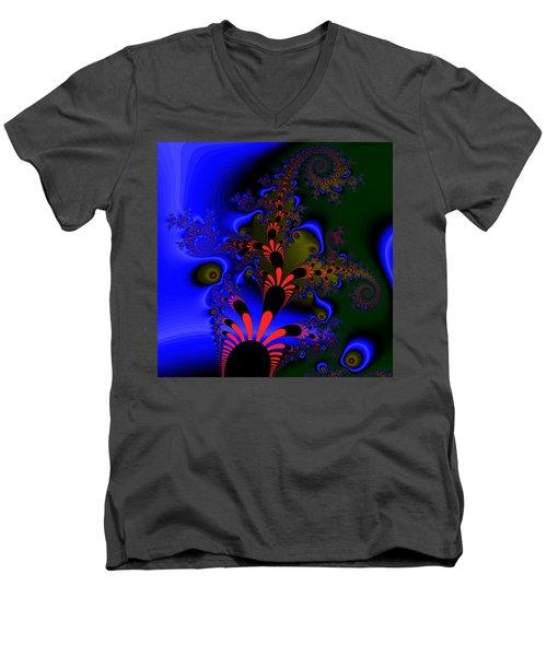 Diesseogge Men's V-Neck T-Shirt