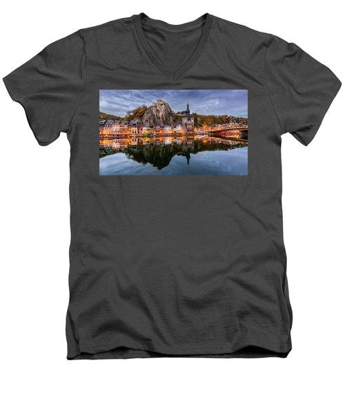 Dinant Men's V-Neck T-Shirt
