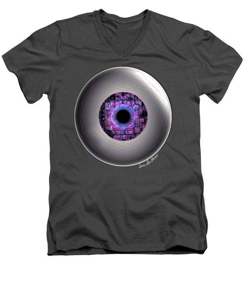 Direct Link Men's V-Neck T-Shirt