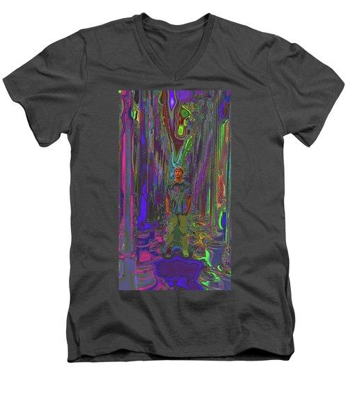 Director - Ramon Garcia Men's V-Neck T-Shirt