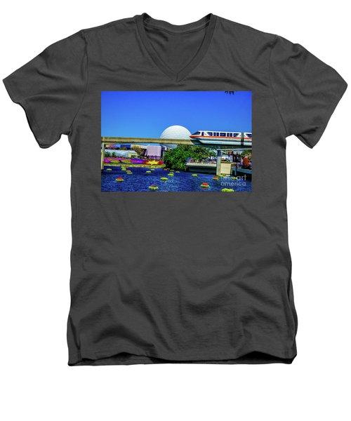 Florida Men's V-Neck T-Shirt