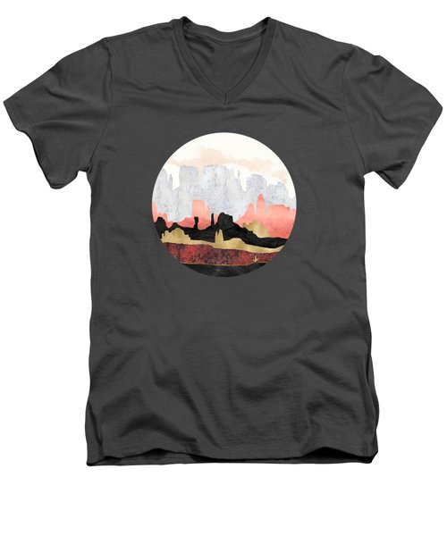 Distant Desert Men's V-Neck T-Shirt
