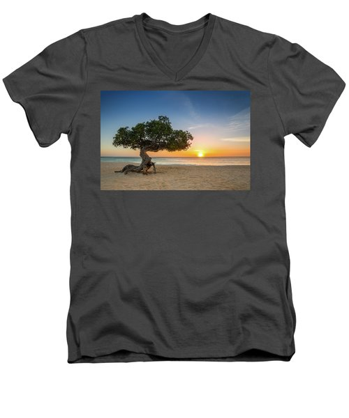 Divi Divi Men's V-Neck T-Shirt