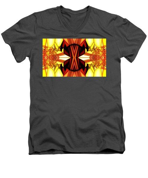 Divine Madness Men's V-Neck T-Shirt