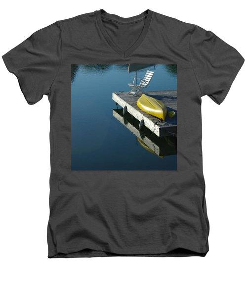Dnre0609 Men's V-Neck T-Shirt