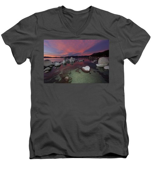 Do You Have Vivid Dreams Men's V-Neck T-Shirt