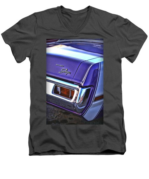 Dodge Dart Swinger Men's V-Neck T-Shirt