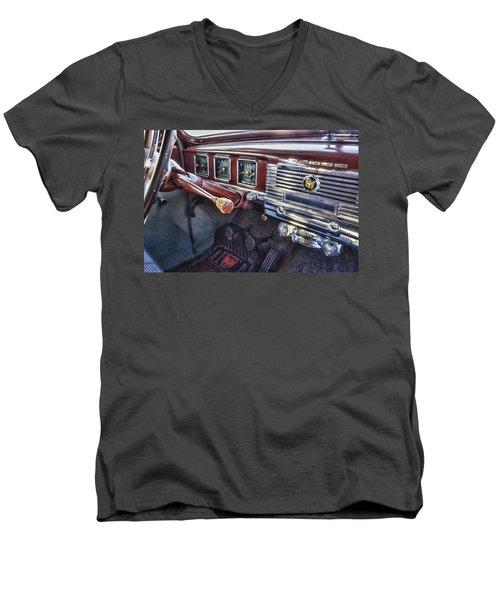 Dodge Dash Men's V-Neck T-Shirt