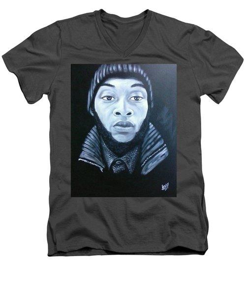 Dominic Men's V-Neck T-Shirt