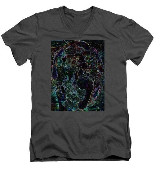 Don't Kill The World Men's V-Neck T-Shirt