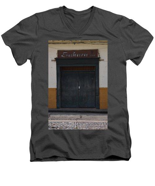 Door # 2 Men's V-Neck T-Shirt