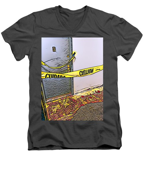 Door Of Perception Men's V-Neck T-Shirt