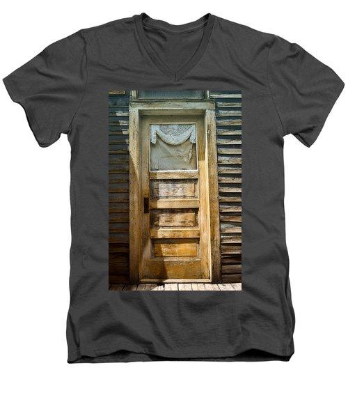 Doors Of St Elmo I Men's V-Neck T-Shirt