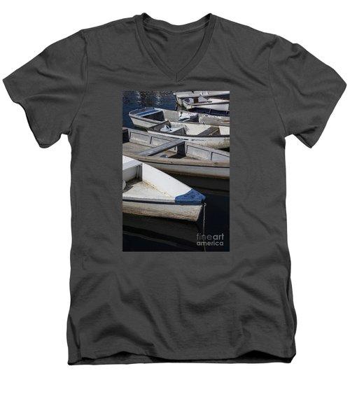 Dory Row Men's V-Neck T-Shirt