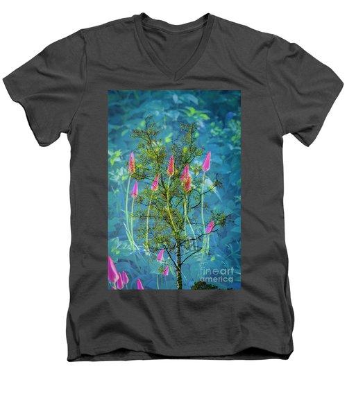 Close Encounters-2 Men's V-Neck T-Shirt