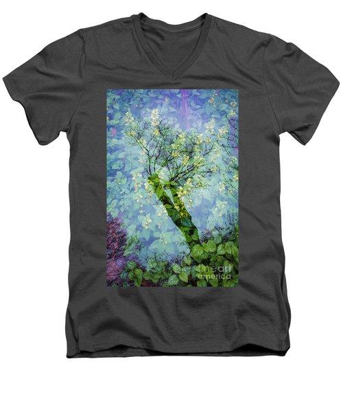 Close Encounters-3 Men's V-Neck T-Shirt
