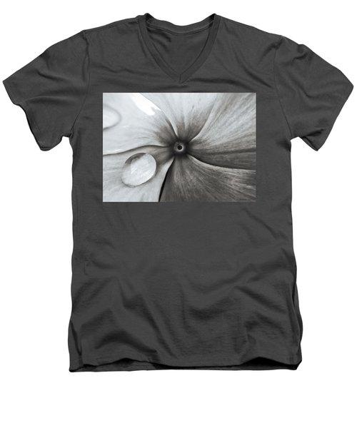Downward Spiral Men's V-Neck T-Shirt