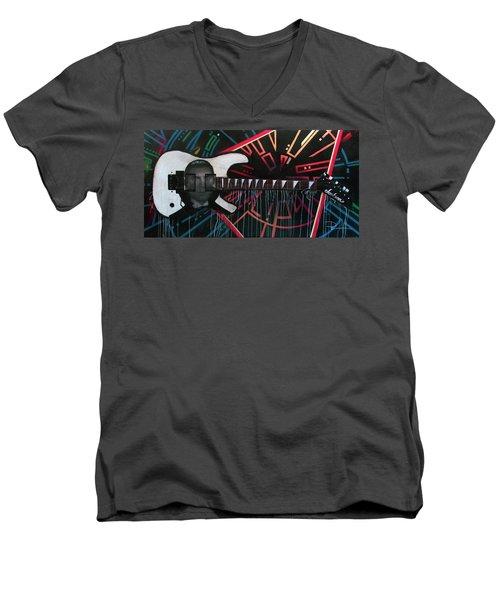 Dracula Jackson Men's V-Neck T-Shirt