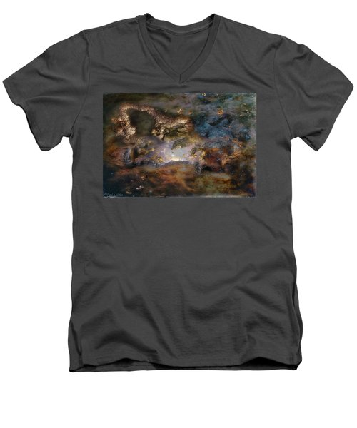 Dragon Watches.... Men's V-Neck T-Shirt