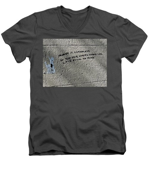 Drayton St. Prophesy Men's V-Neck T-Shirt