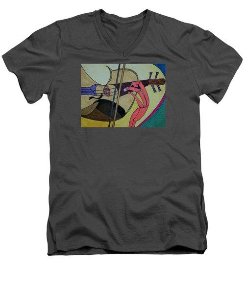Dream 132 Men's V-Neck T-Shirt