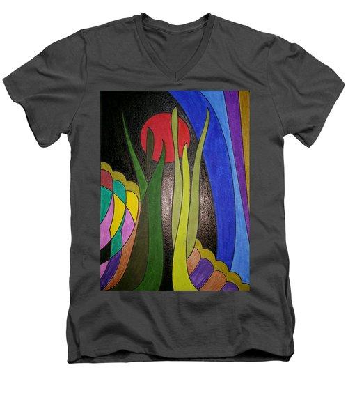 Dream 240 Men's V-Neck T-Shirt