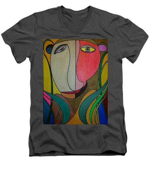 Dream 261 Men's V-Neck T-Shirt