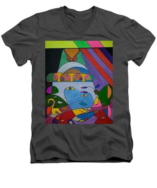 Dream 264 Men's V-Neck T-Shirt