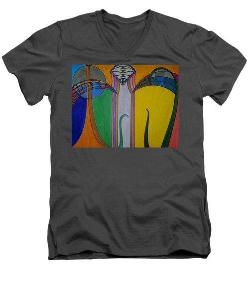 Dream 272 Men's V-Neck T-Shirt