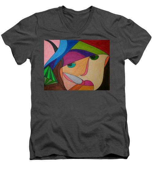 Dream 273 Men's V-Neck T-Shirt