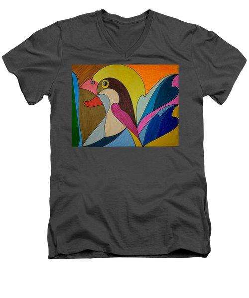 Dream 276 Men's V-Neck T-Shirt