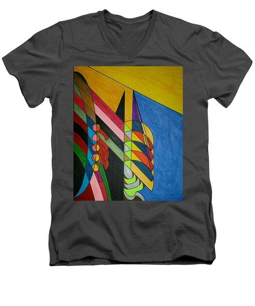 Dream 296 Men's V-Neck T-Shirt