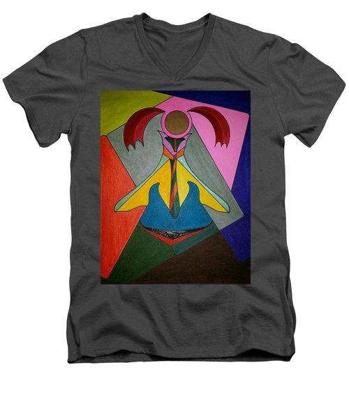 Dream 300 Men's V-Neck T-Shirt