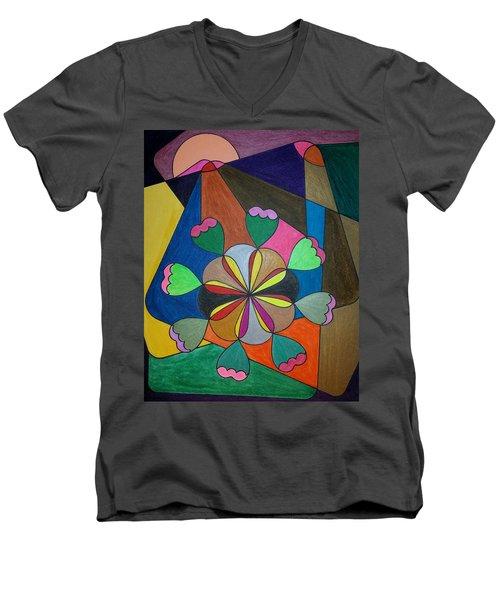 Dream 302 Men's V-Neck T-Shirt