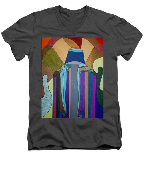 Dream 308 Men's V-Neck T-Shirt