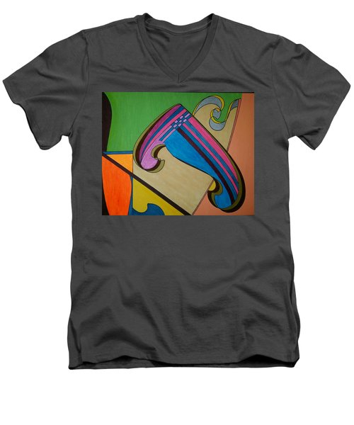 Dream 317 Men's V-Neck T-Shirt