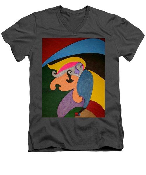 Dream 319 Men's V-Neck T-Shirt