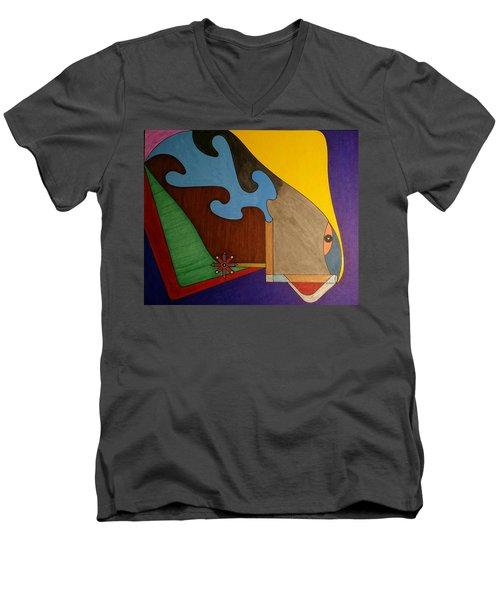 Dream 323 Men's V-Neck T-Shirt
