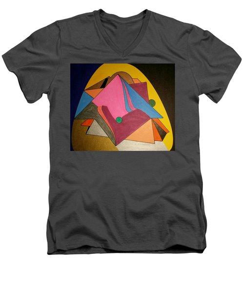 Dream 327 Men's V-Neck T-Shirt
