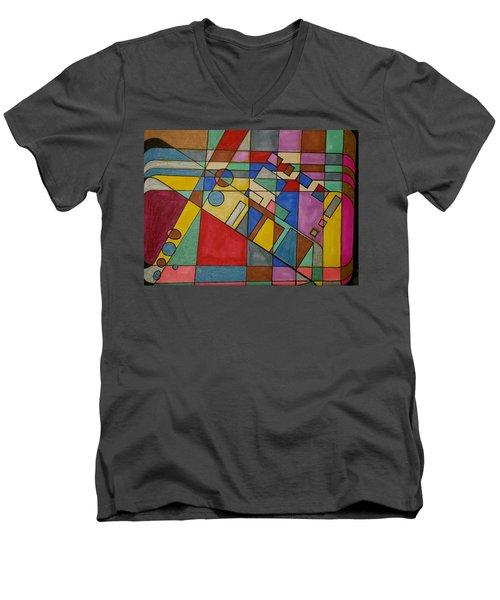 Dream 59 Men's V-Neck T-Shirt