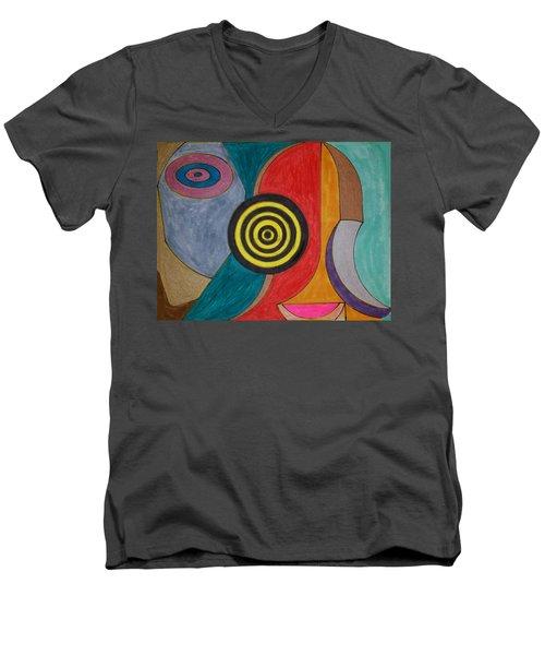 Dream 90 Men's V-Neck T-Shirt
