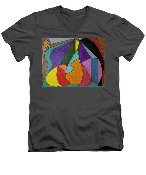 Dream 96 Men's V-Neck T-Shirt