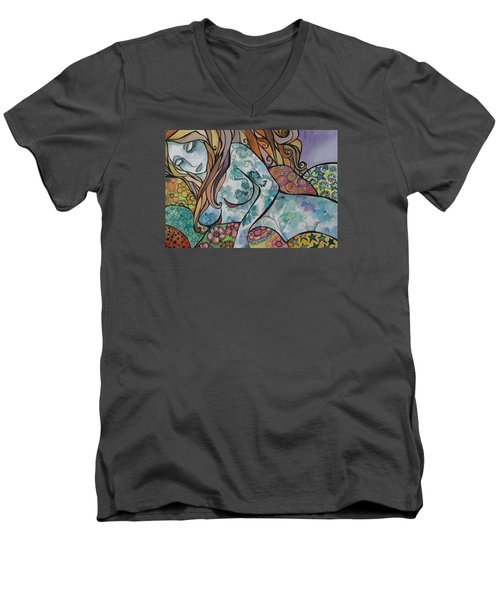 Dream Men's V-Neck T-Shirt
