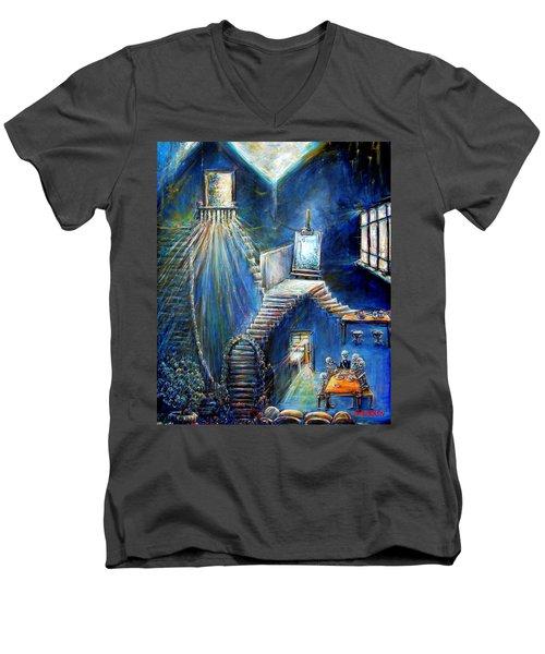 Dream House Men's V-Neck T-Shirt